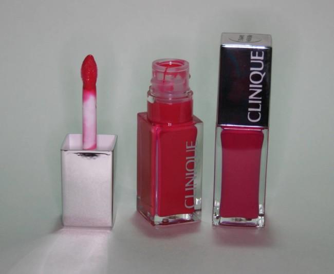 Clinique Pop Lacquer Lip Colour + Primers