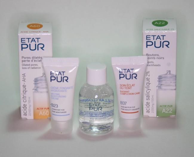 Etat Pur Skincare Actives