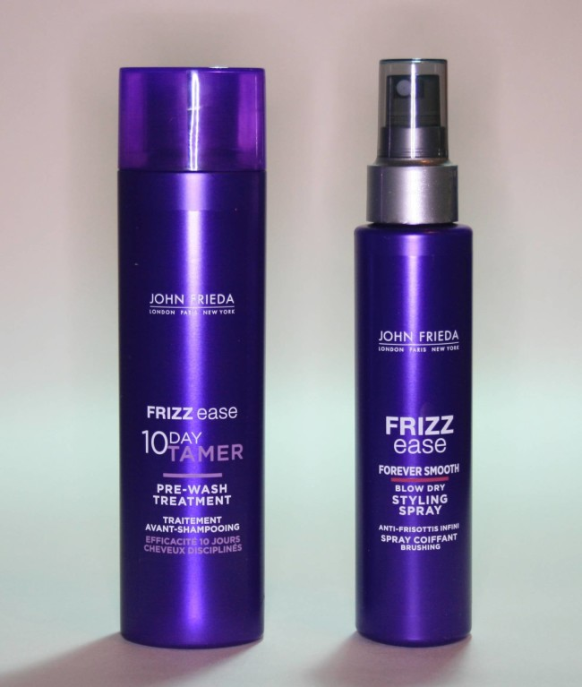 John Frieda Frizz Ease New Launches