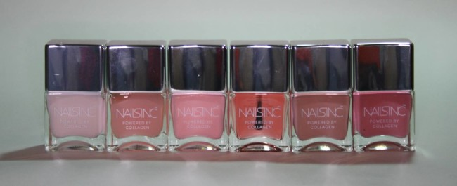 Nails Inc Powered by Collagen QVC TSV