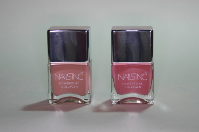 Nails Inc Powered by Collagen QVC TSV Colours