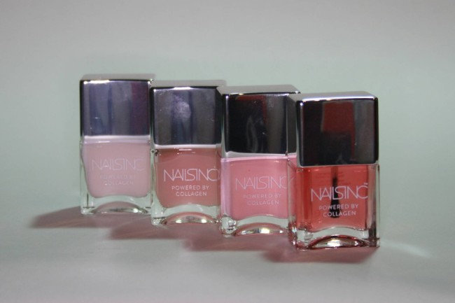Nails Inc Powered by Collagen QVC TSV Treatments