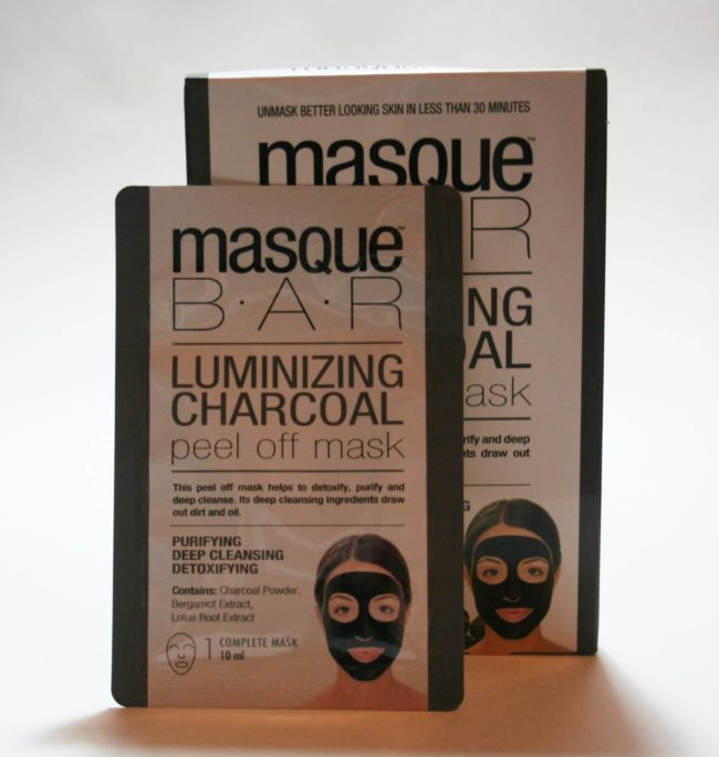 Masque Bar Luminizing Charcoal Peel Off Mask Review