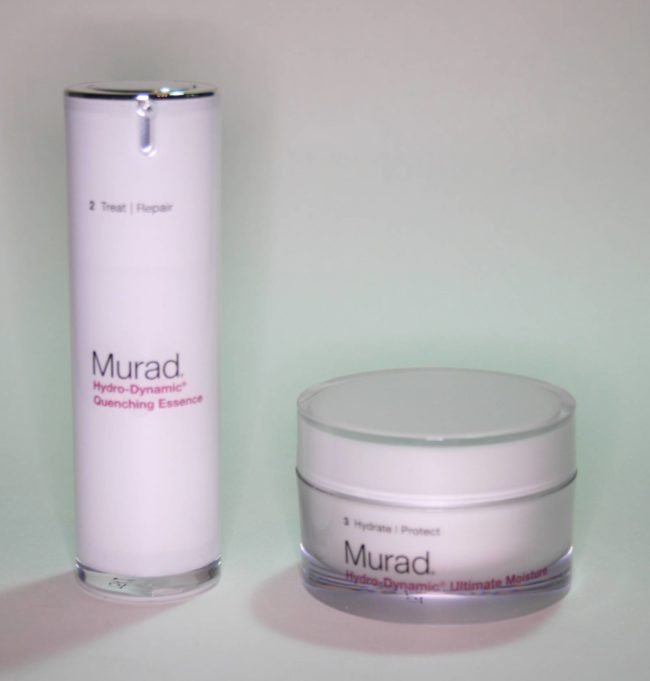 Murad Hydro-Quench Essence and Cream