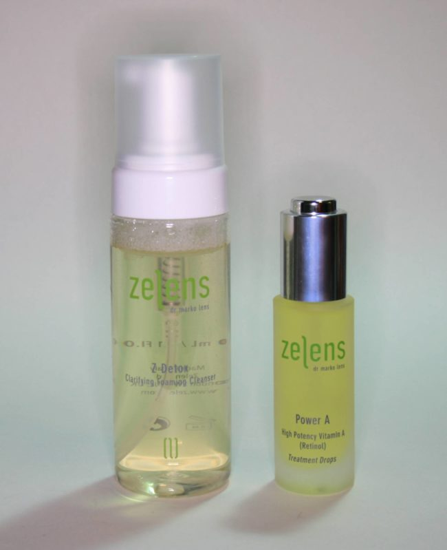 Zelens Detoz Cleanser and Treatment Drops