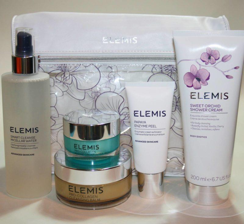 QVC TSV Elemis Skin Rituals Collection Contents