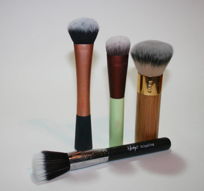 Best Brushes for High Coverage
