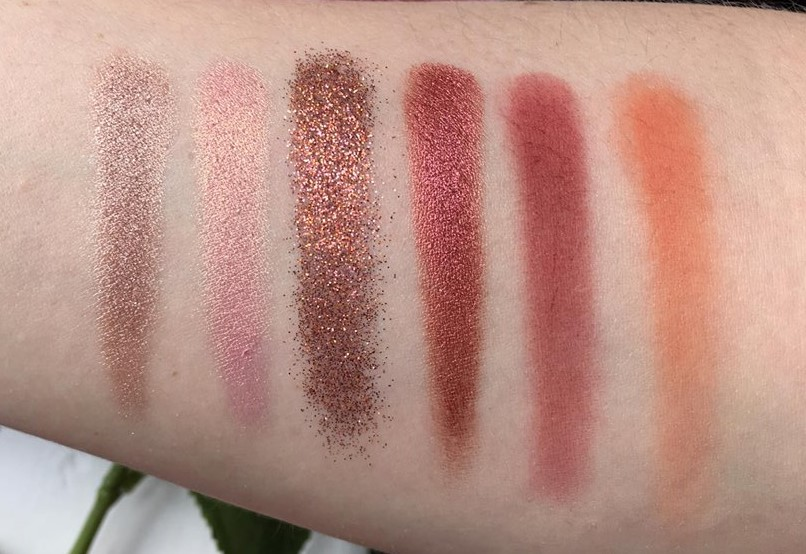 Desert Dusk Eyeshadow Palette by Huda Beauty #8