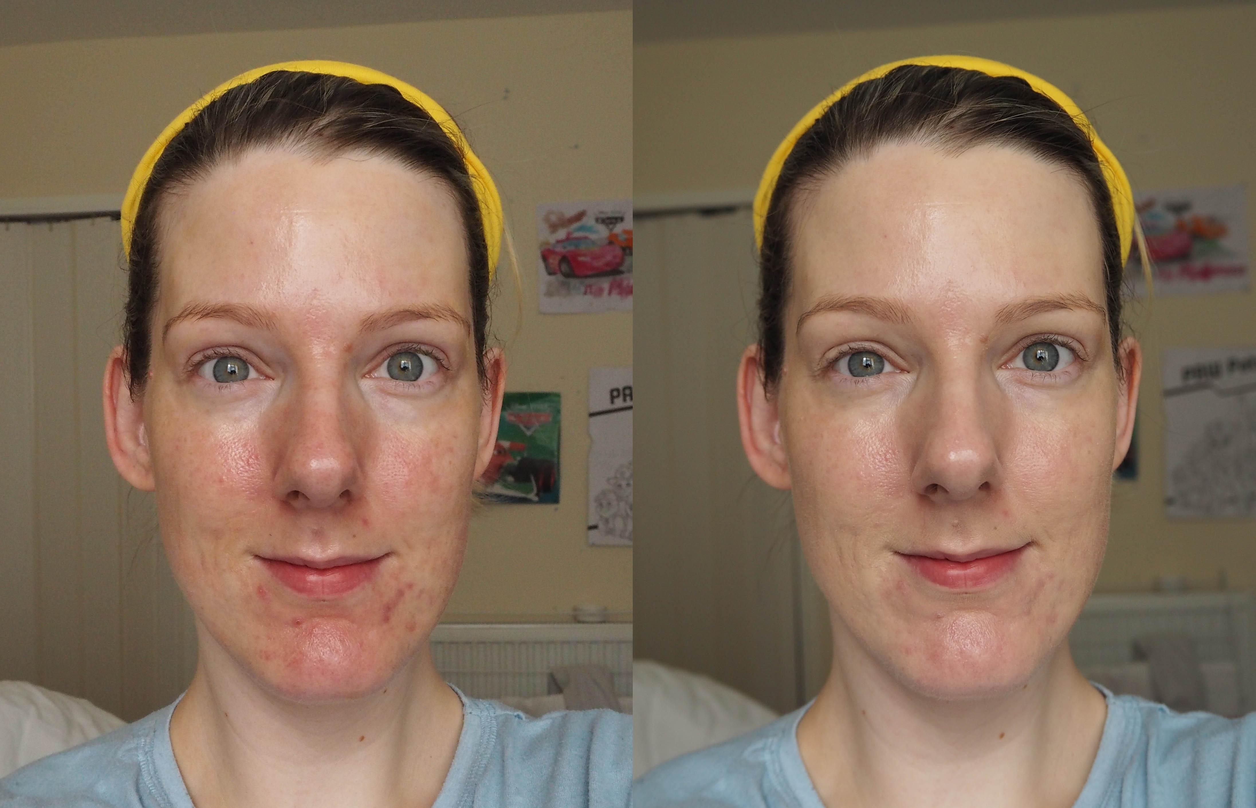 Mac Mineralize Moisture Spf15 Foundation Review Beauty Geek Uk
