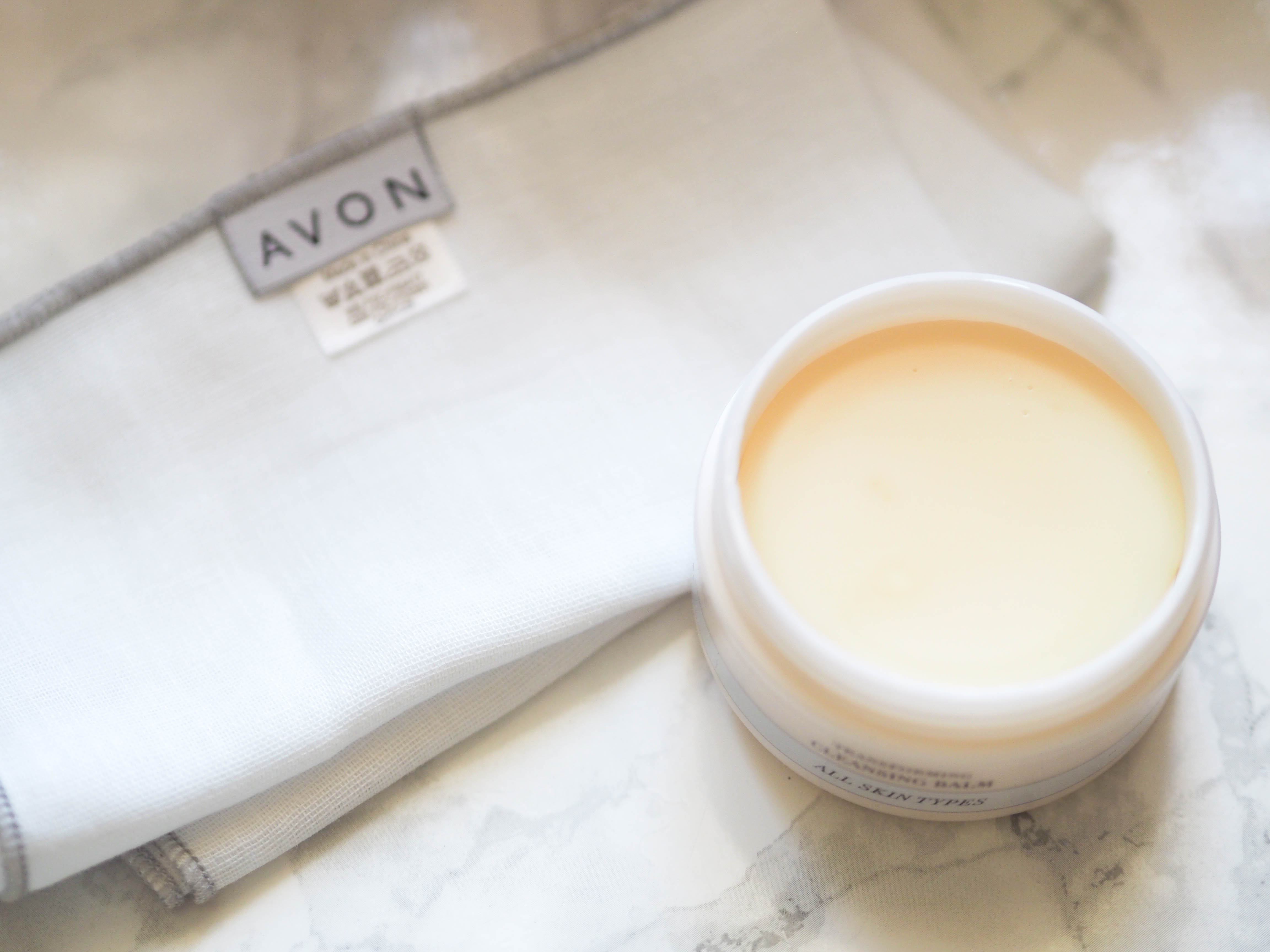 Avon Anew Clean Transforming Cleansing Balm Review