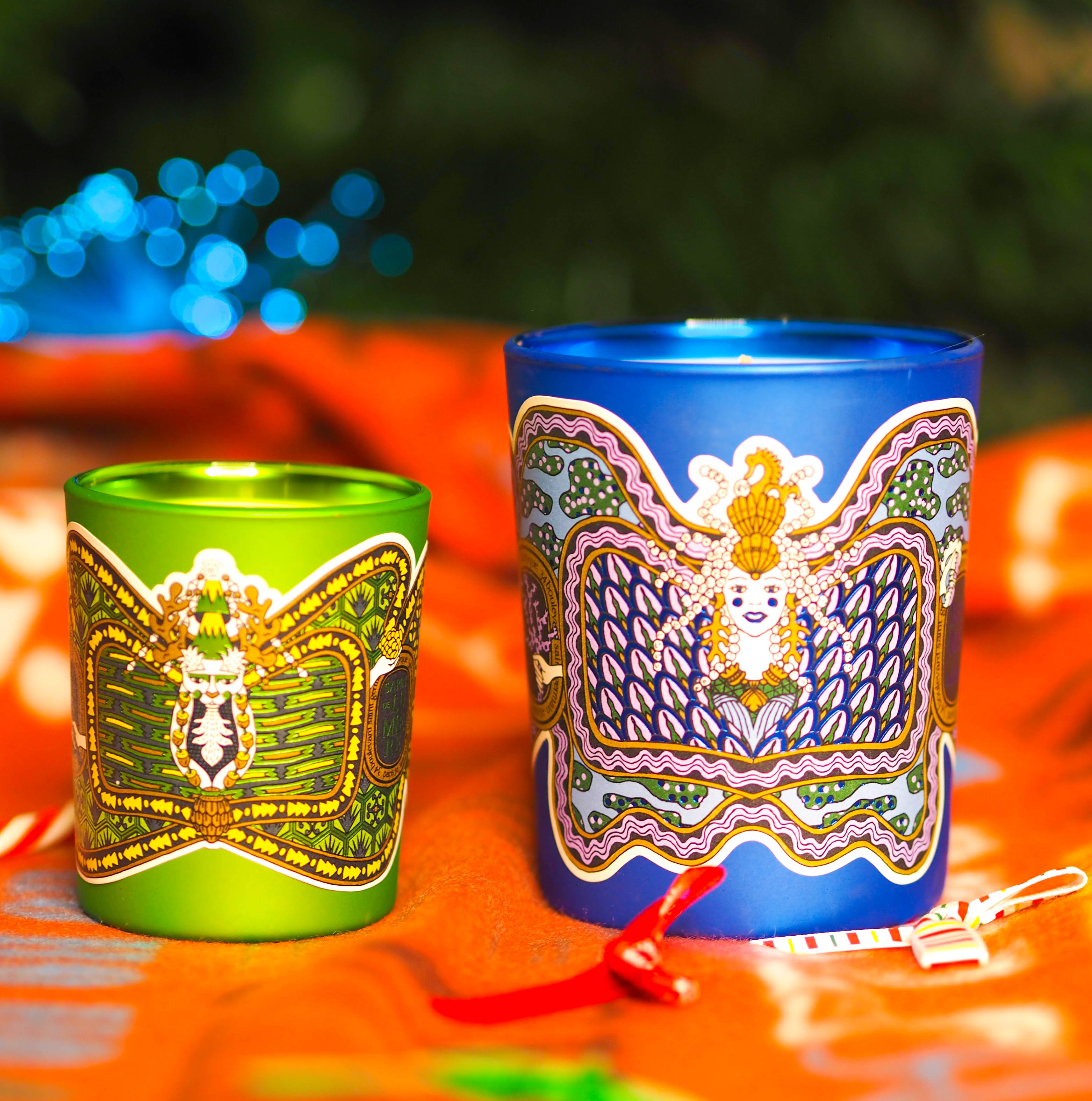 Diptyque Christmas Candles 2018
