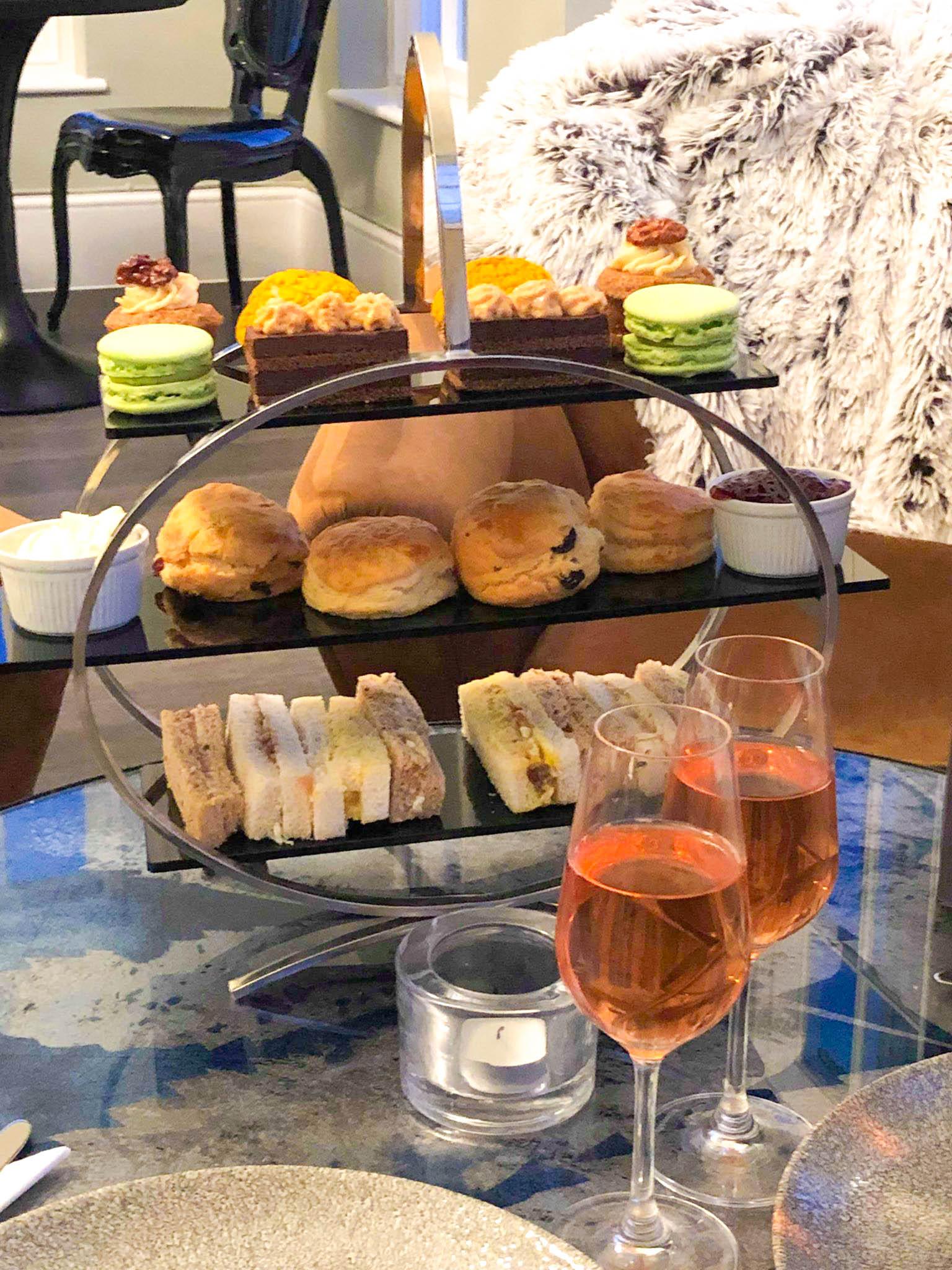 Afternoon Tea, Park Spa, Warbrook House