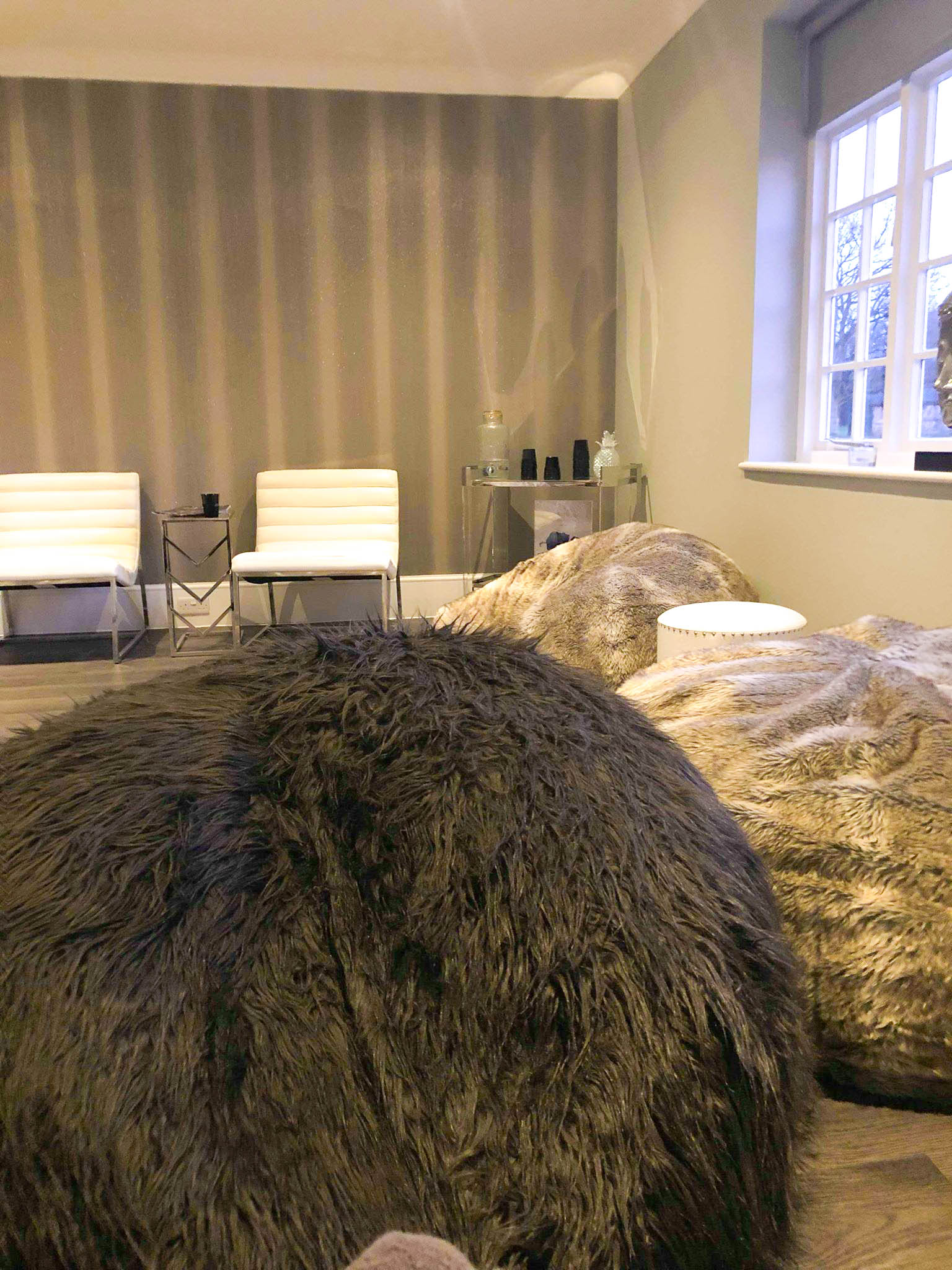 Chill out Room, Park Spa, Warbrook House