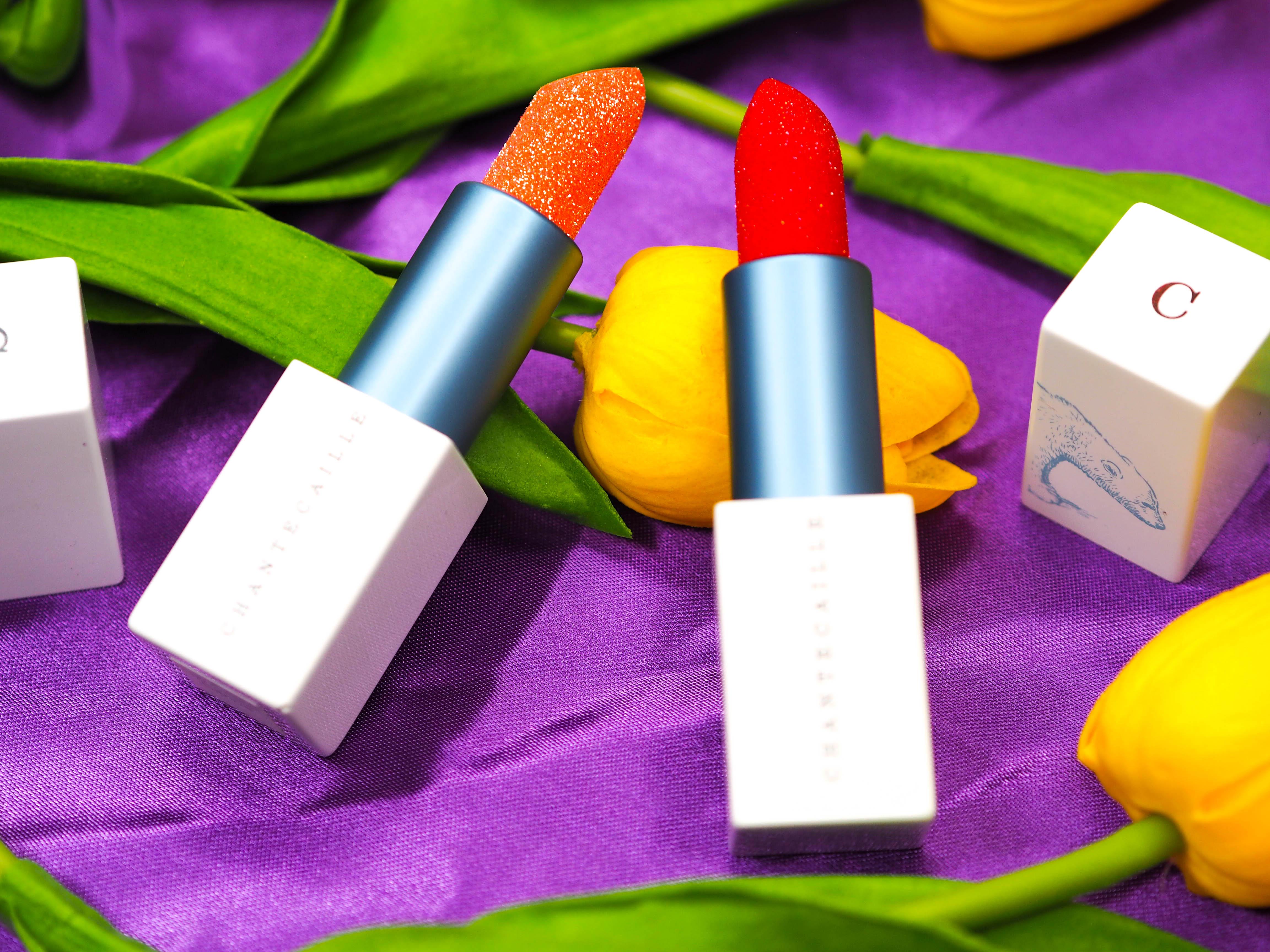Chantecaille Lip Cristals Review
