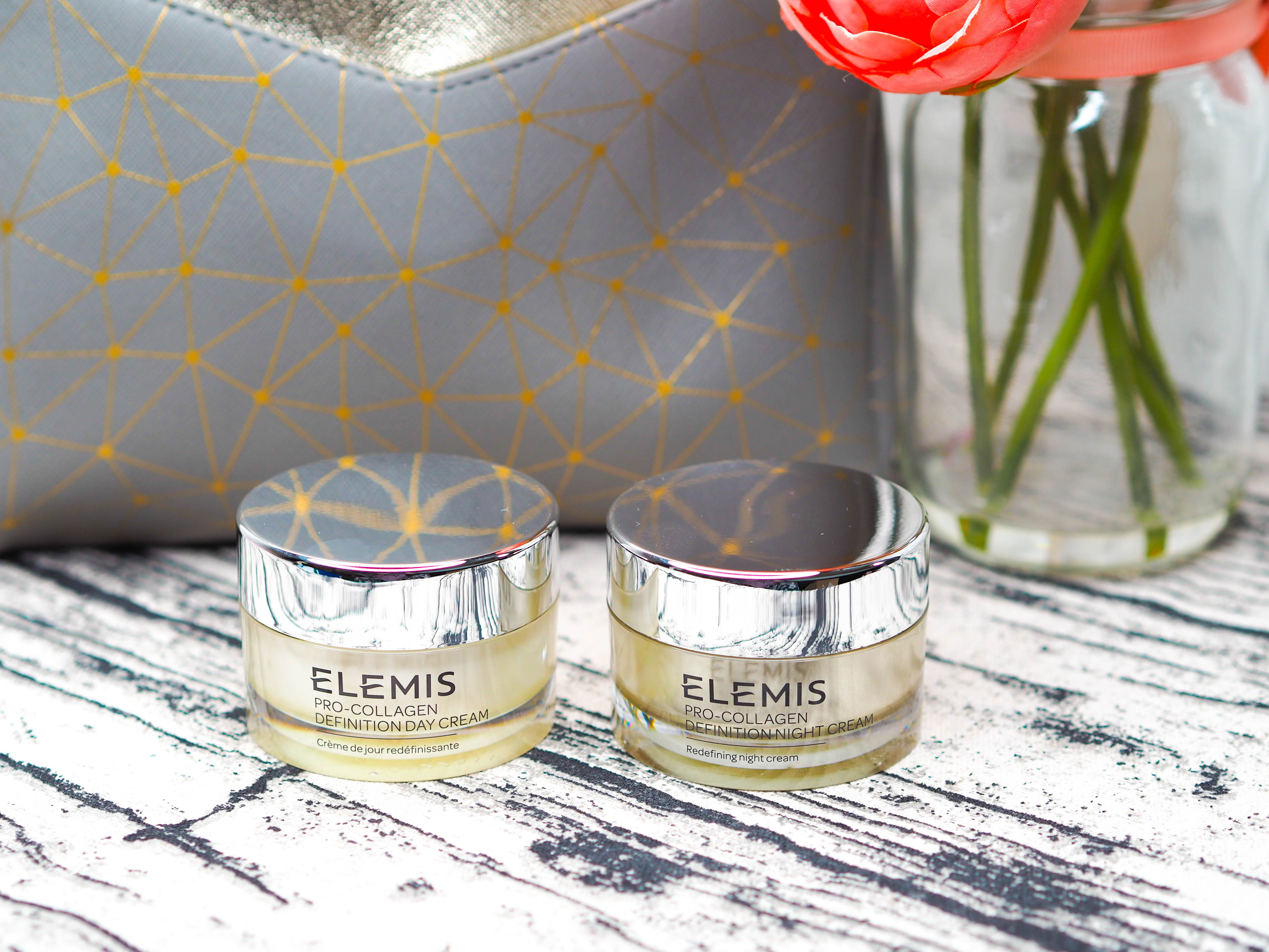February 2019 QVC TSV Elemis Lift & Firm 4-Piece Collection