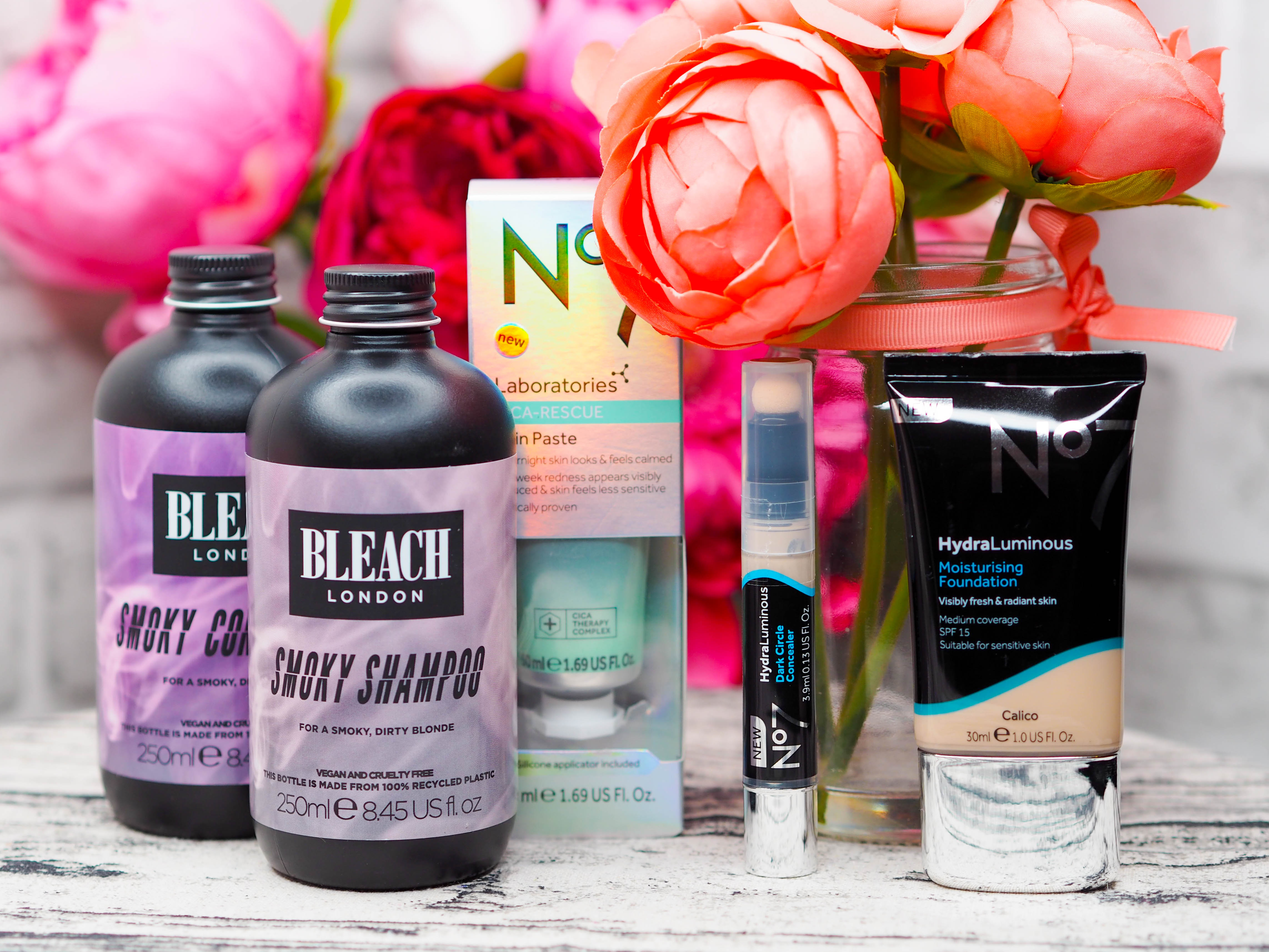 Boots Haul March 2019