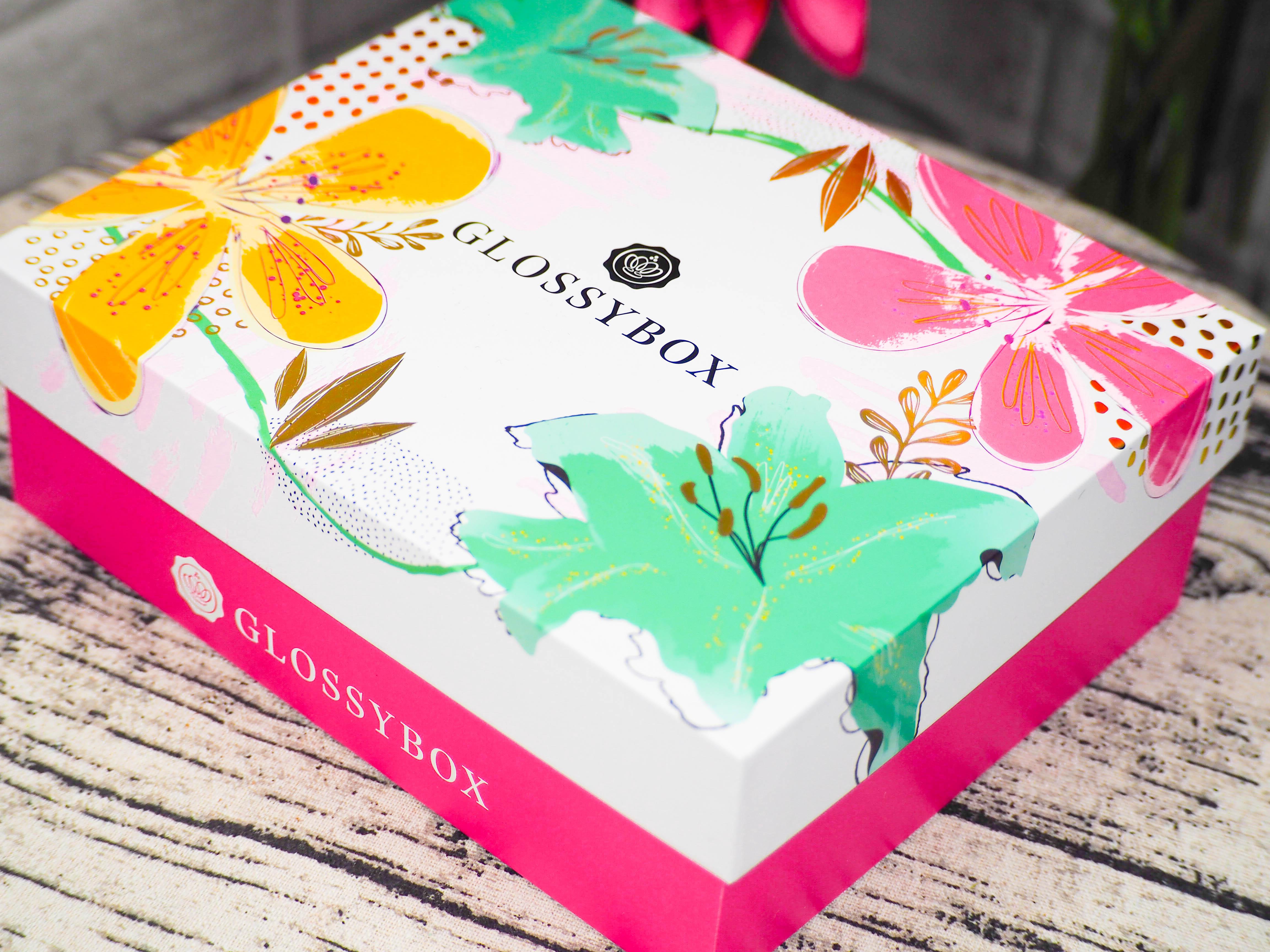 Glossybox April 2019