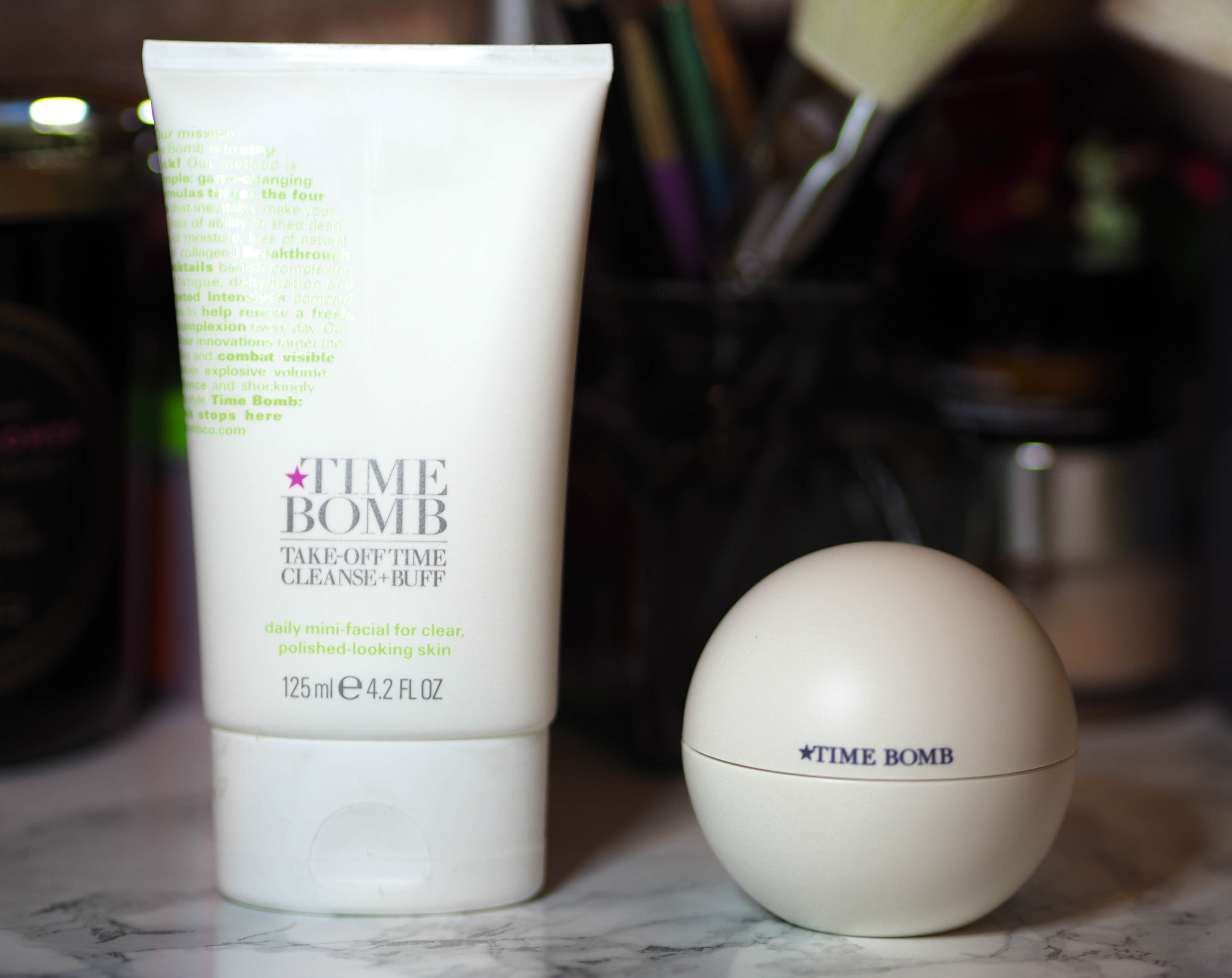 Time Bomb 4 Piece Supersize Skincare Collection