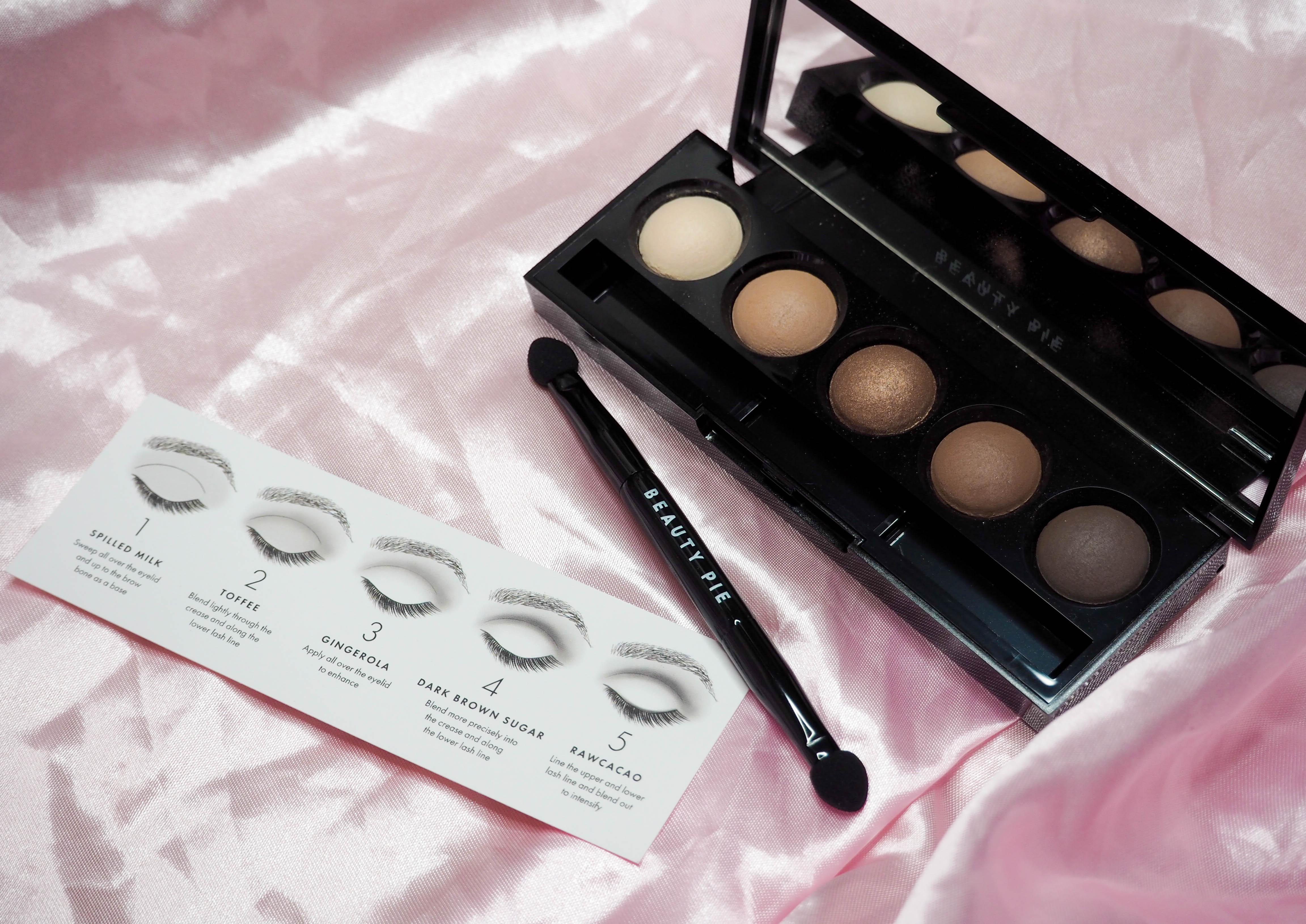 Beauty Pie Perfect Pocket Palette Eyeshadow