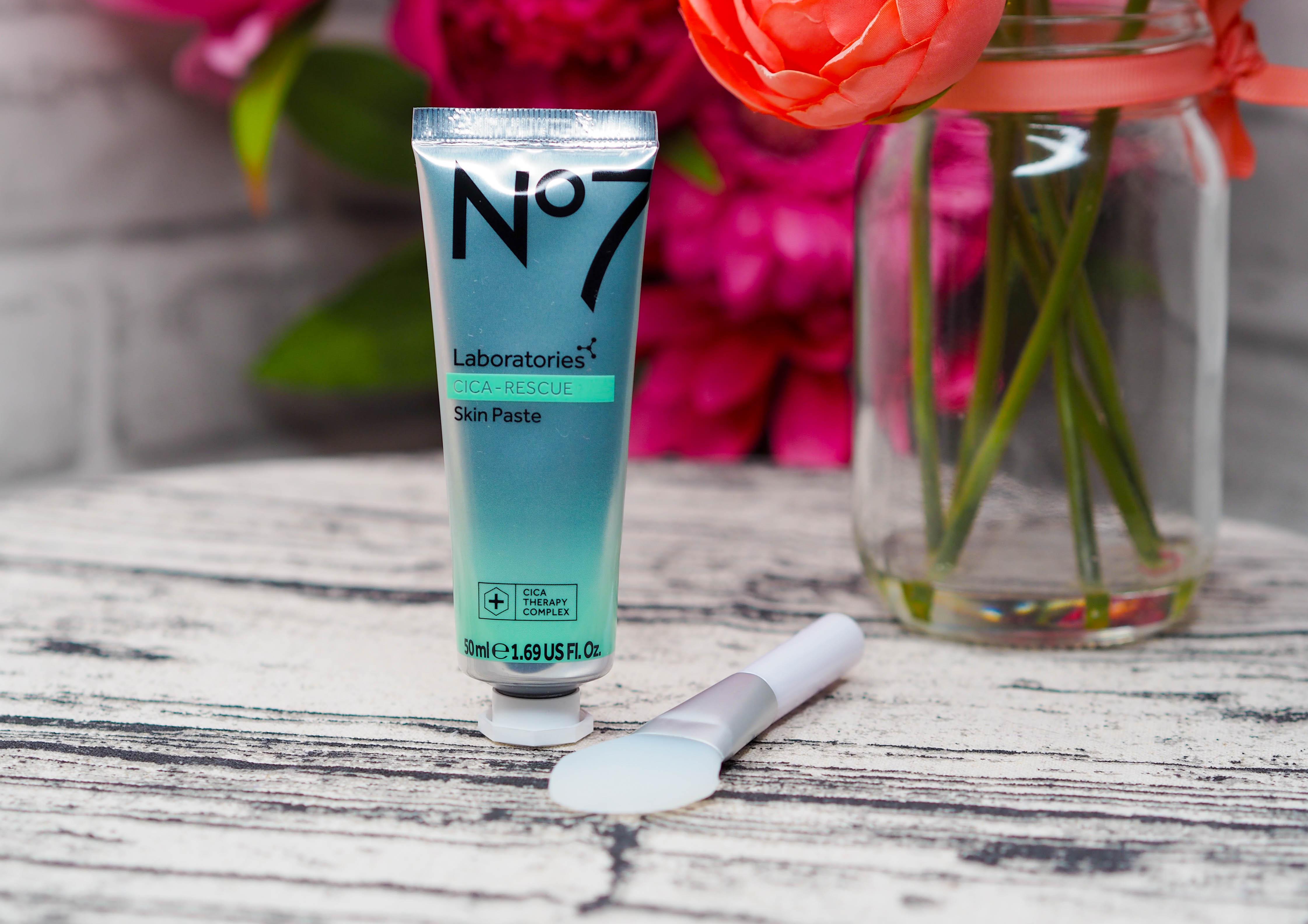 No7 Laboratories Cica-Rescue Skin Paste