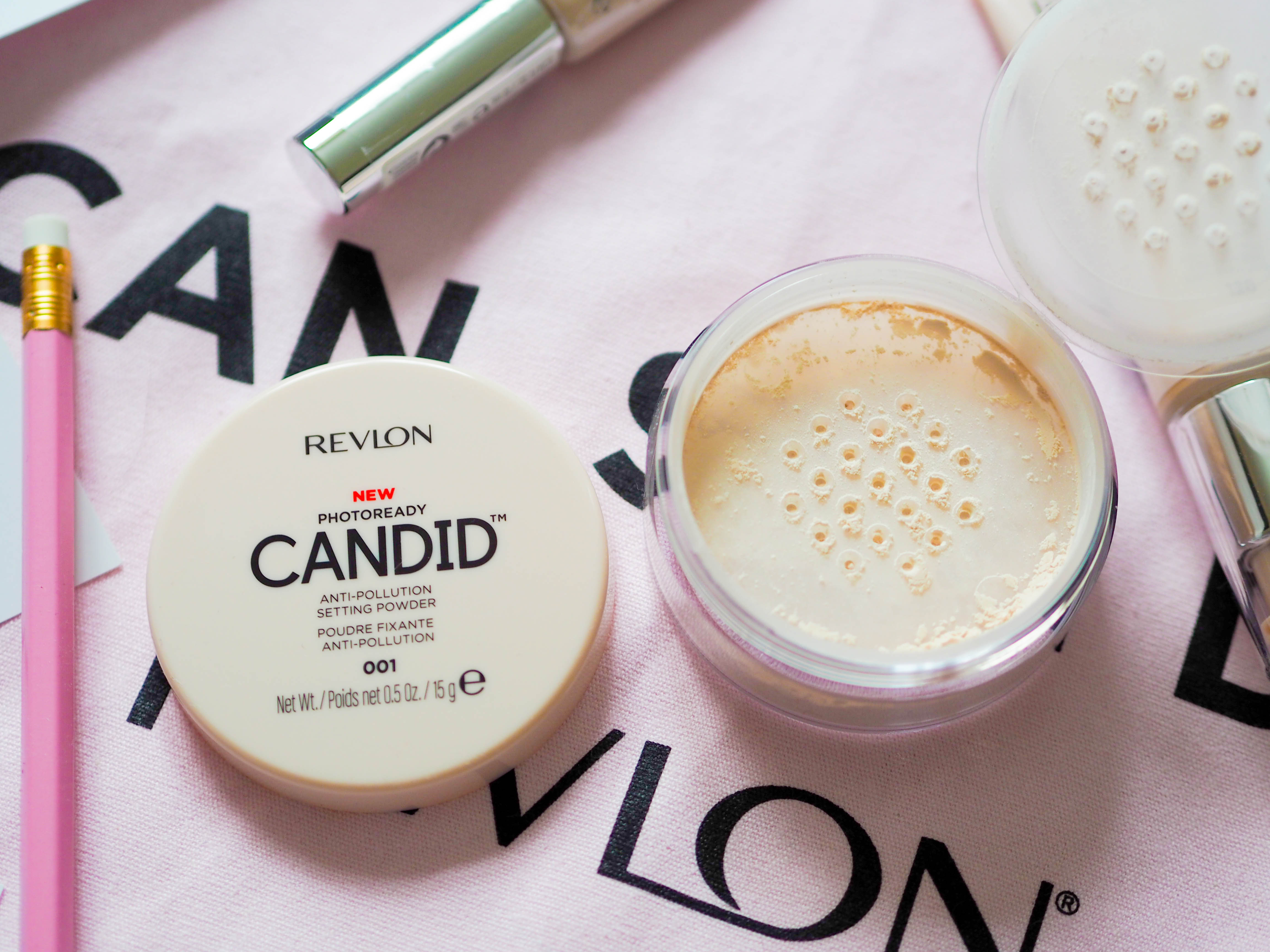 Revlon Photoready Candid Powder