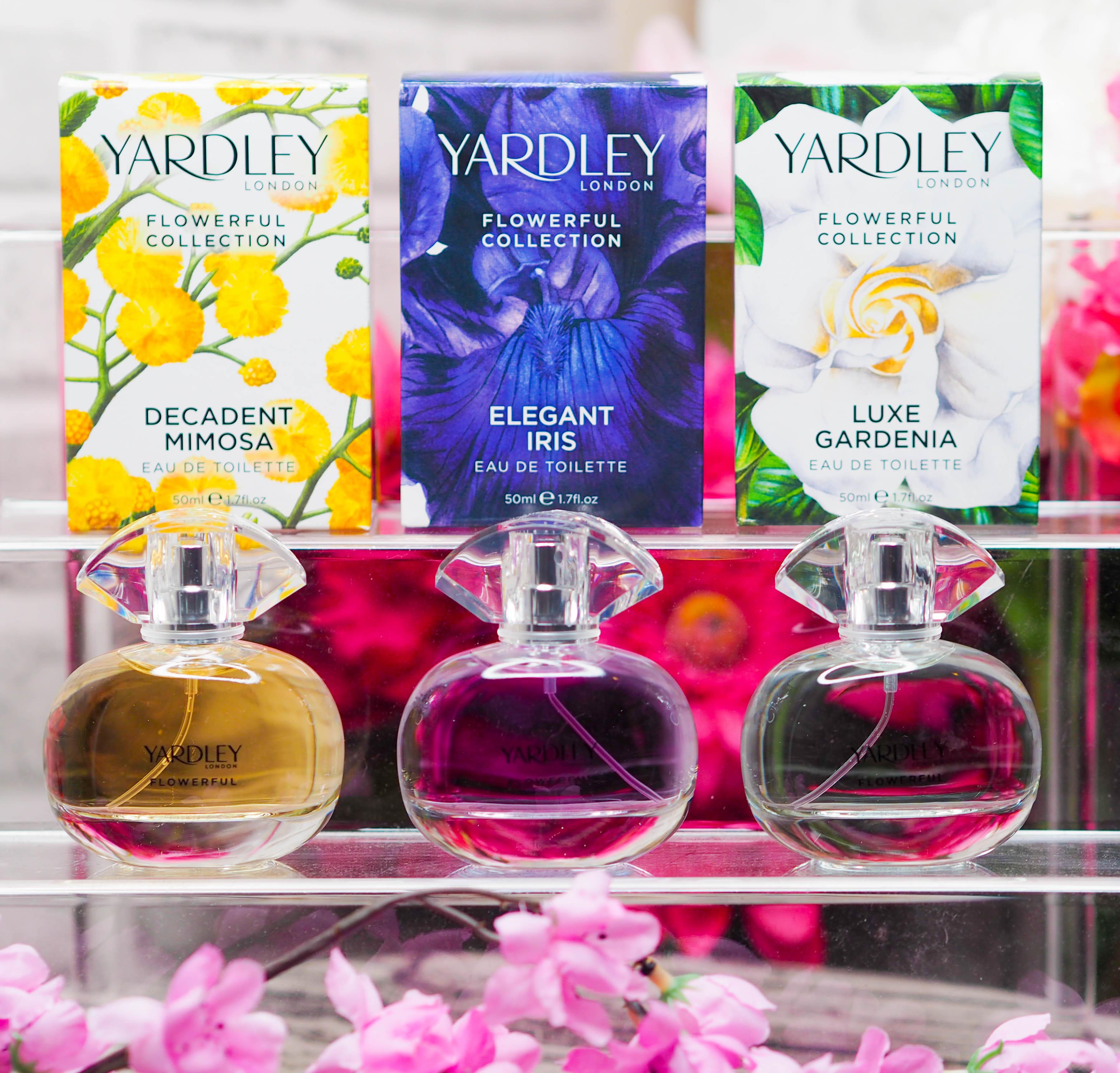 Yardley Flowerful