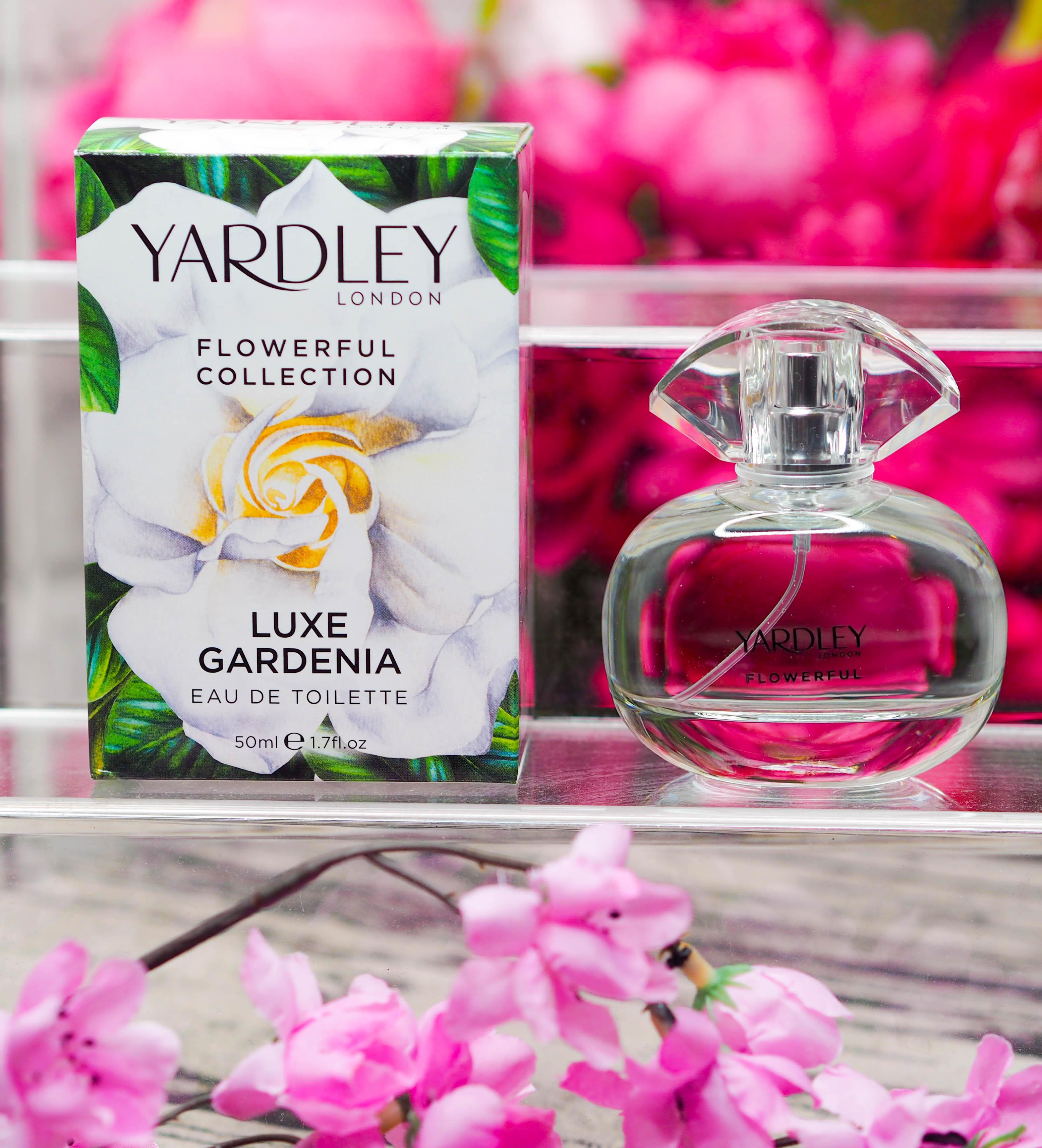 Yardley Luxe Gardenia