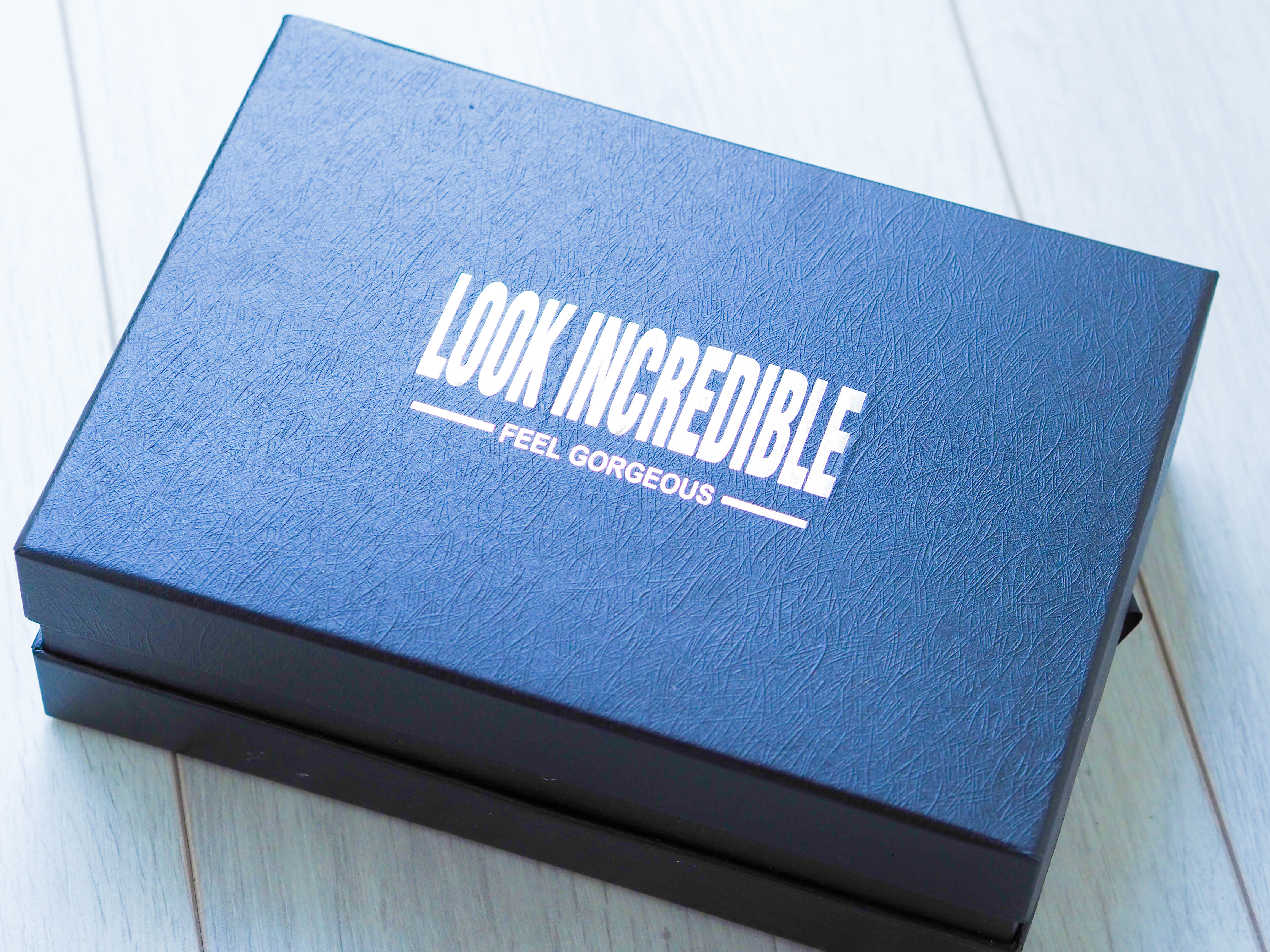 Look Incredible September 2019 Deluxe Edition Box
