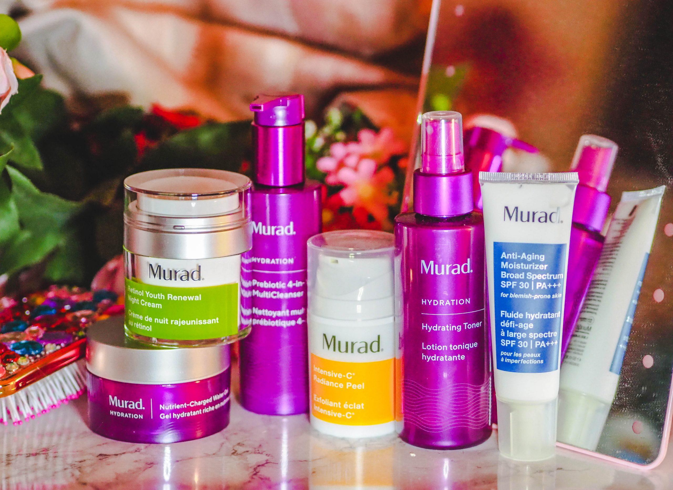 Murad Skincare May 2020