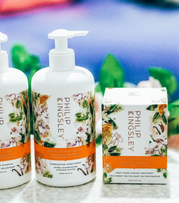 QVC UK TSV: Philip Kingsley Mayan Vanilla & Orange Blossom 4 Piece Collection