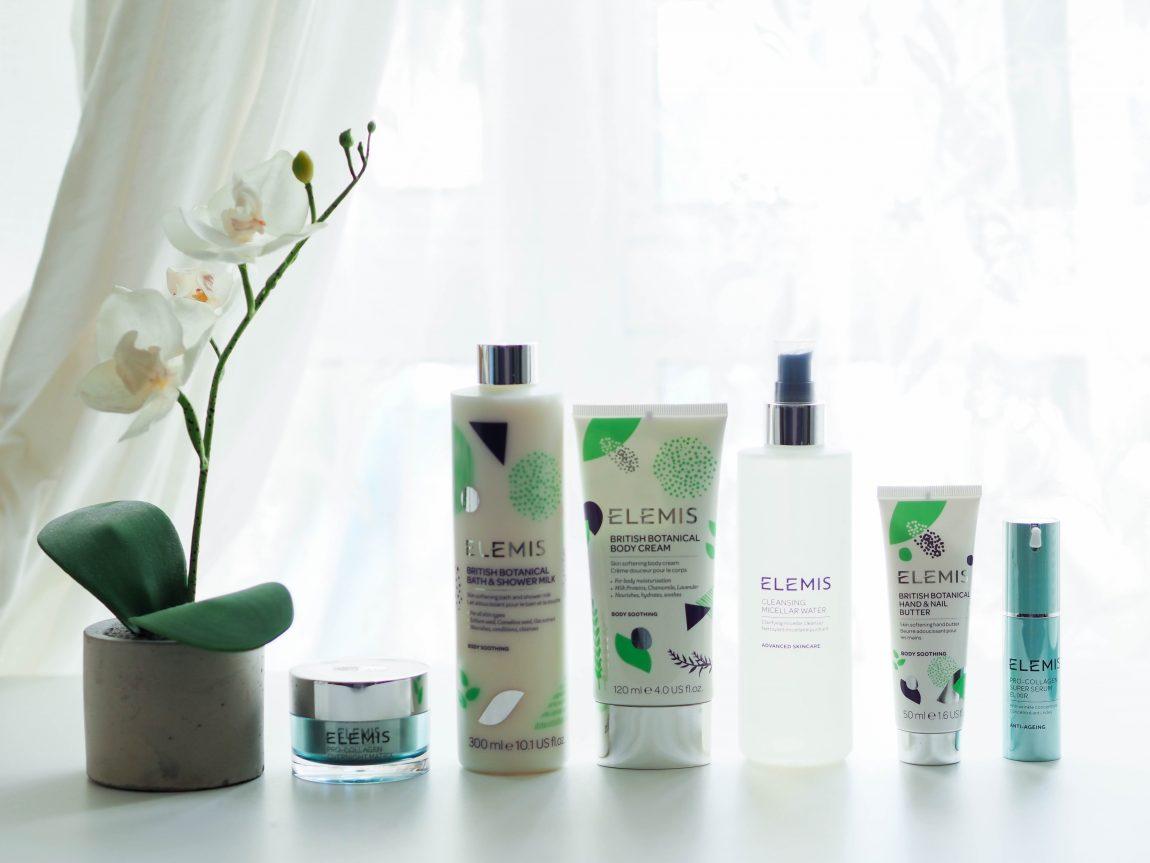 QVC UK TSV: Elemis 6-Piece Pro-Collagen & British Botanical Skin Firming Collection