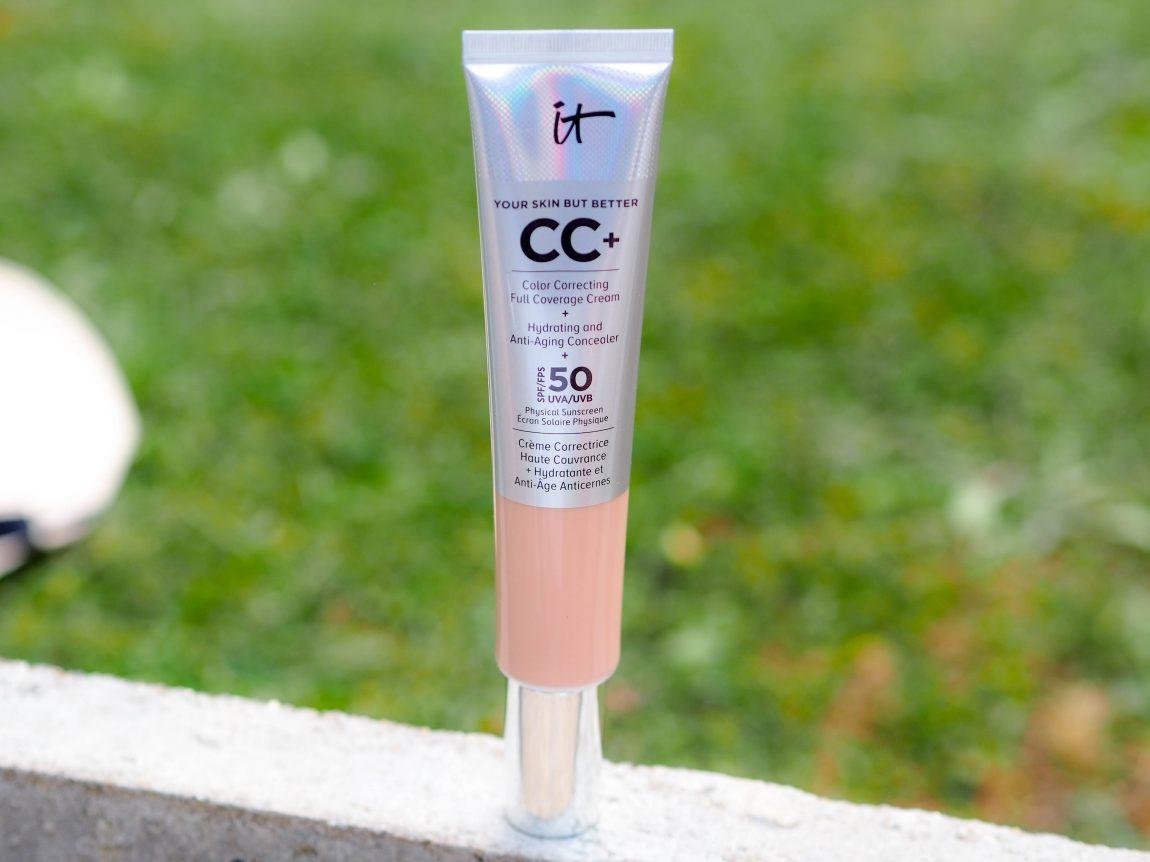 IT Cosmetics Full Coverage SPF50 CC+Cream Supersized