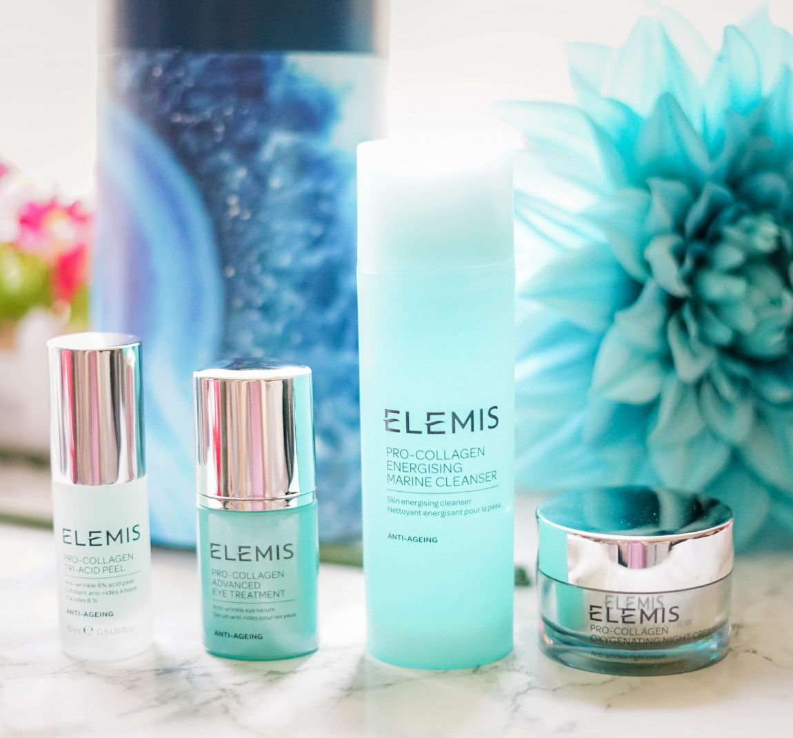 QVC UK TSV: Elemis Pro-Collagen Energise and Hydrate 4 Piece Collection