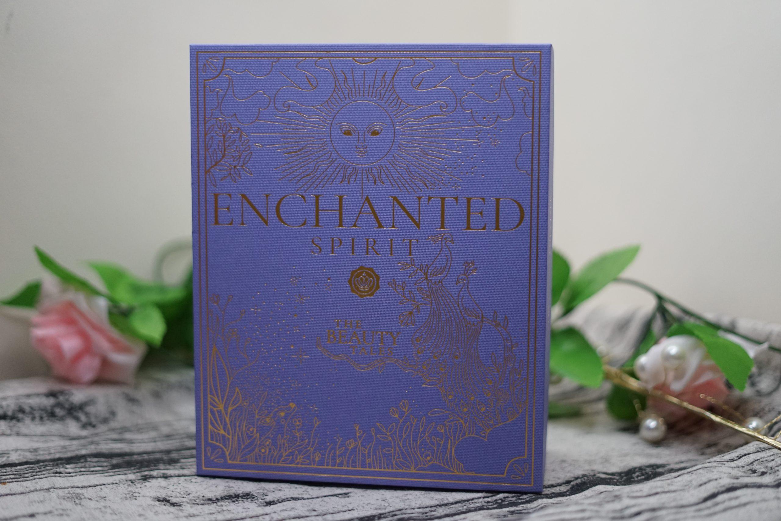 Glossybox October 2020 - Enchanted Spirit