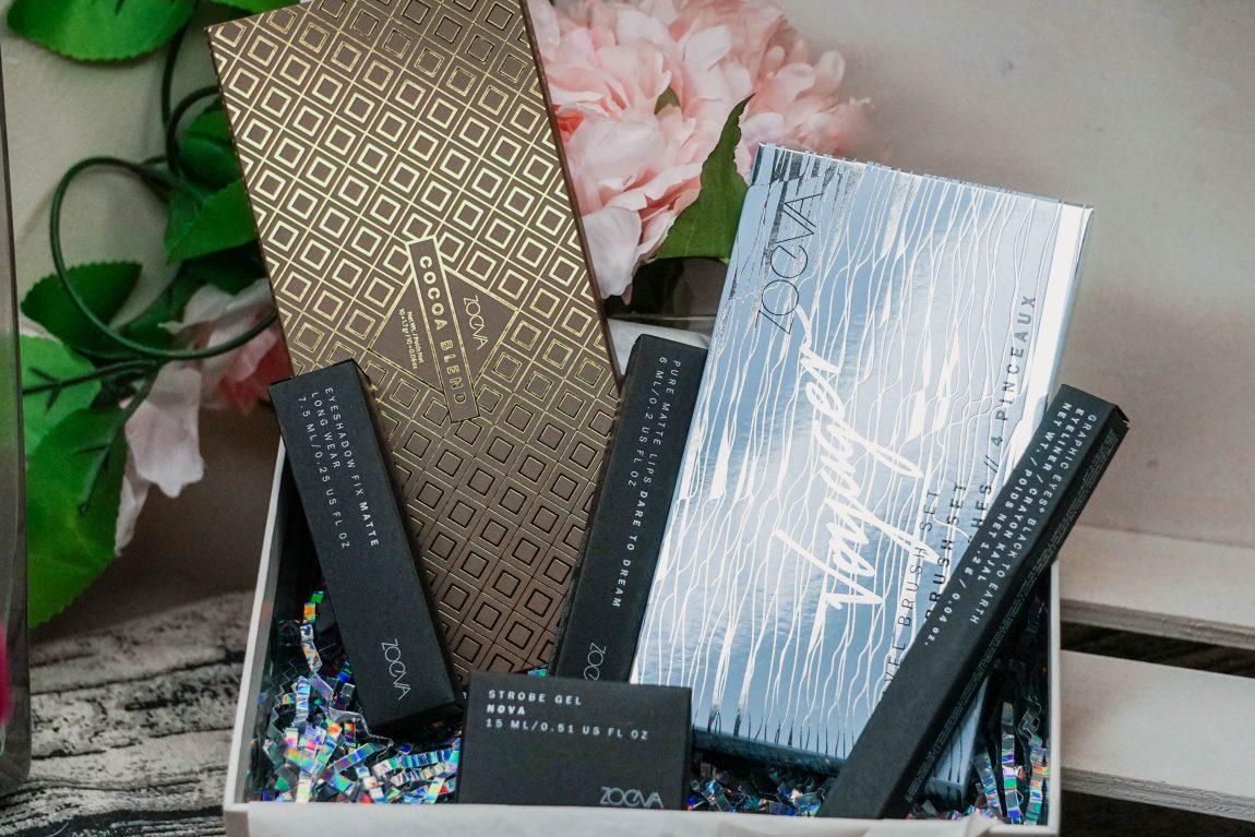 Glossybox X Zoeva Limited Edition 2020 Box