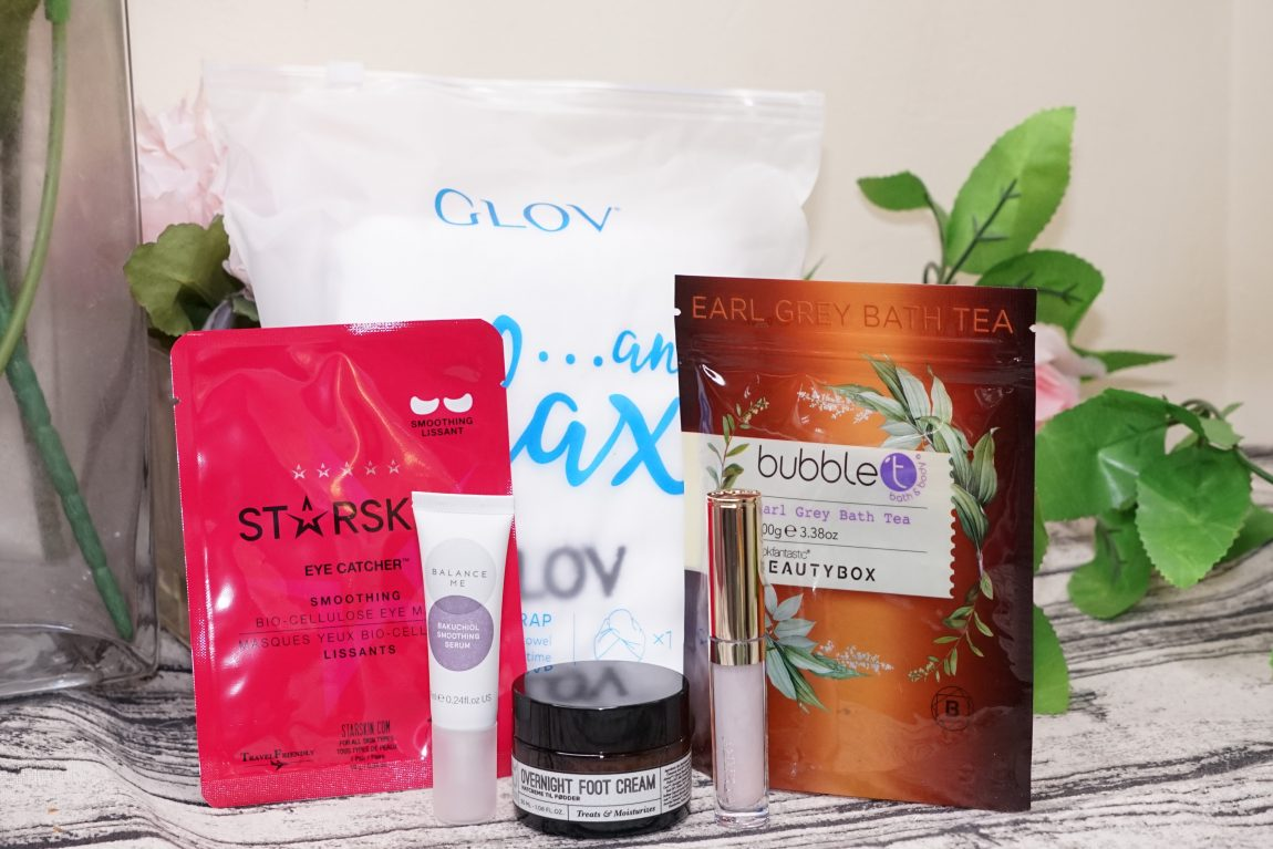 Look Fantastic Beauty Box – October 2020 Edition