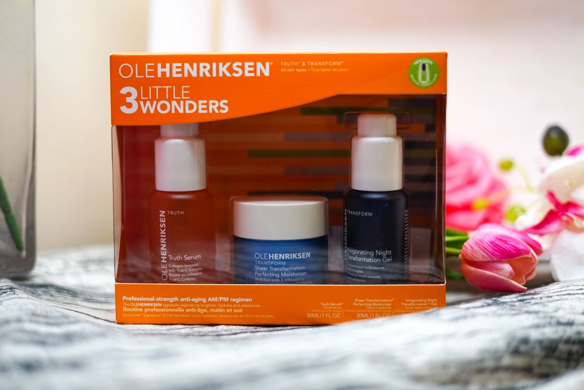 Ole Henriksen 3 Little Wonders Skincare Set