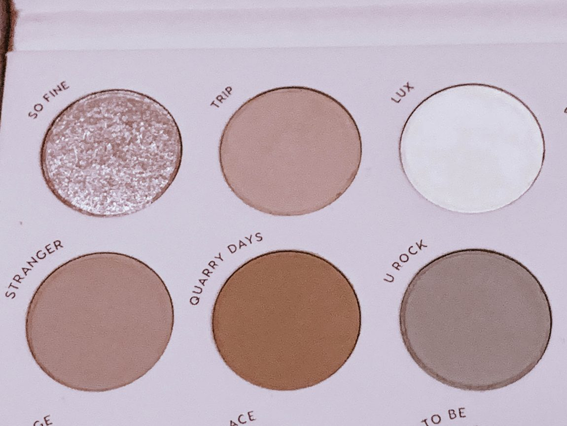 Colourpop Stone Cold Fox Palette (Review and Giveaway Info)