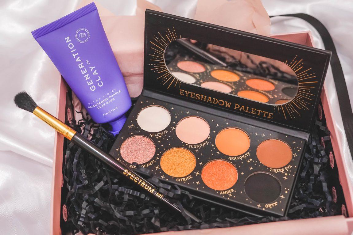 Glossybox November 2020: Make-up and Magic
