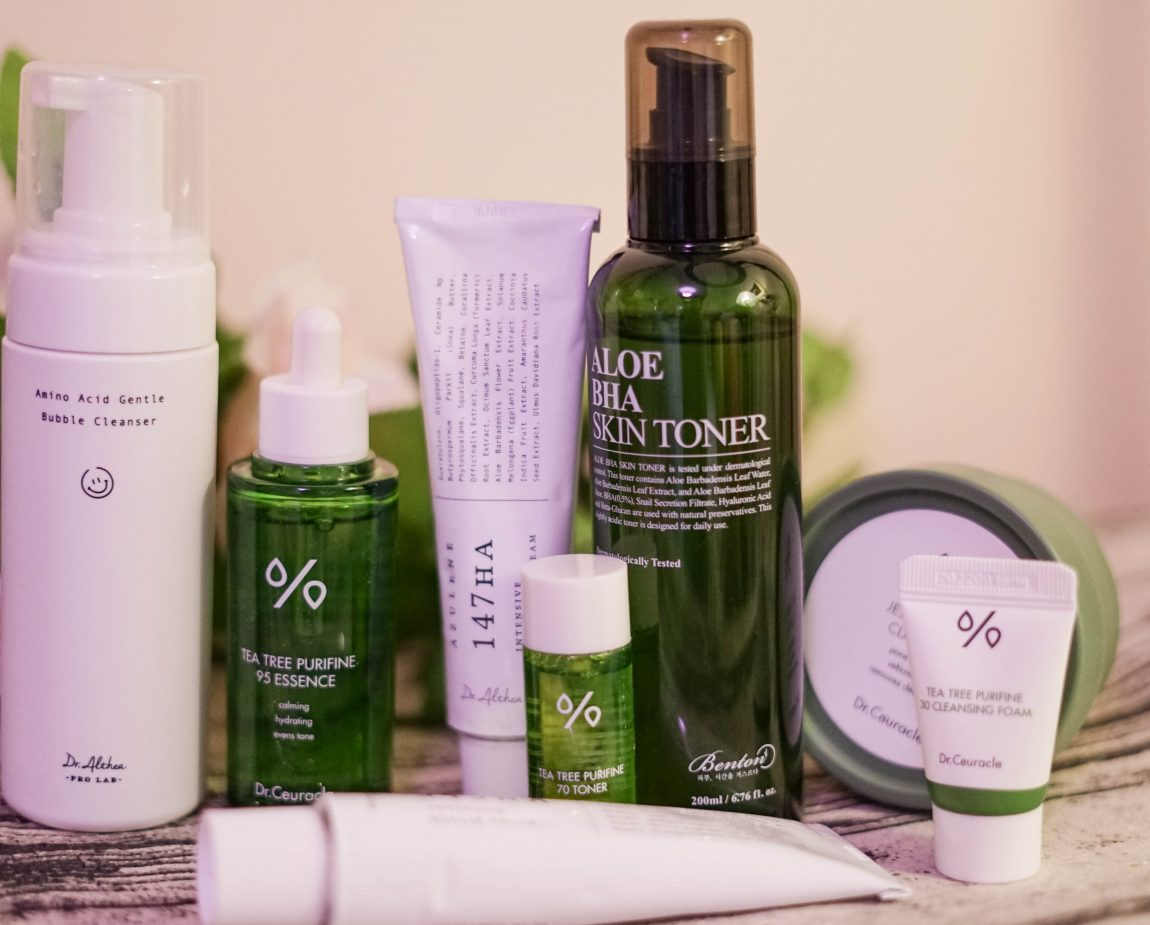 K-Beauty Blemish Busting Skincare