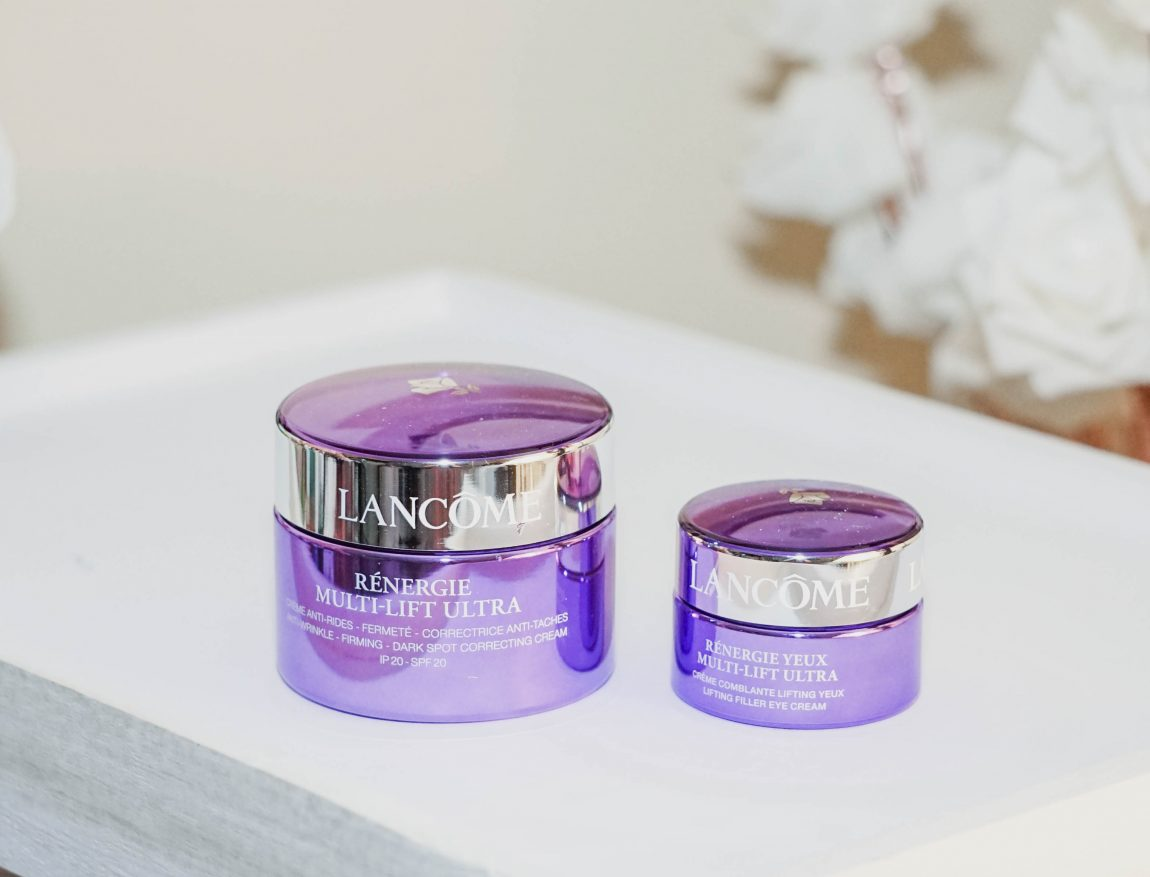Lancome Renergie Multi-Lift Ultra Skincare