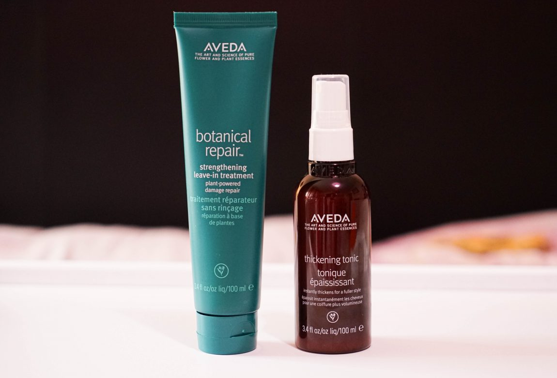 Aveda Online Hair and Scalp Check
