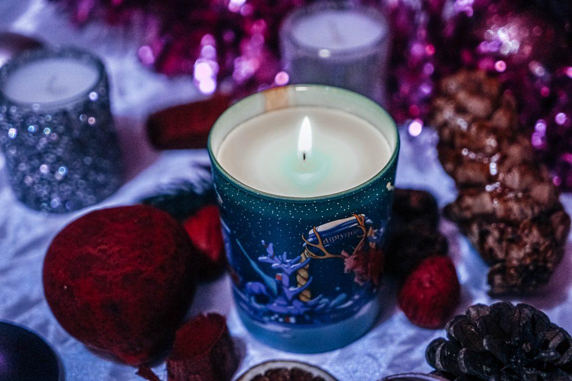 Diptyque Moonlit Fir (Sapin de Nuit) Candle