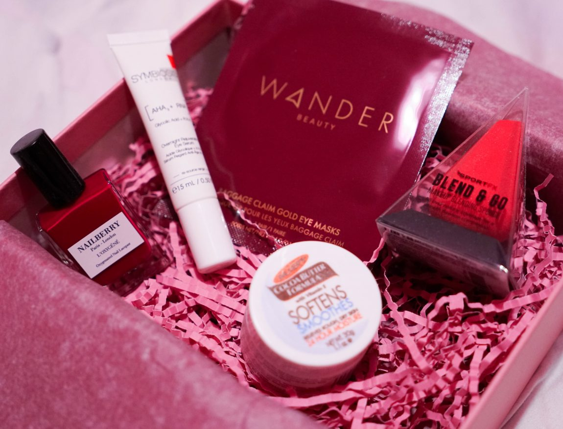 Glossybox UK December 2020: Best Time of the Year