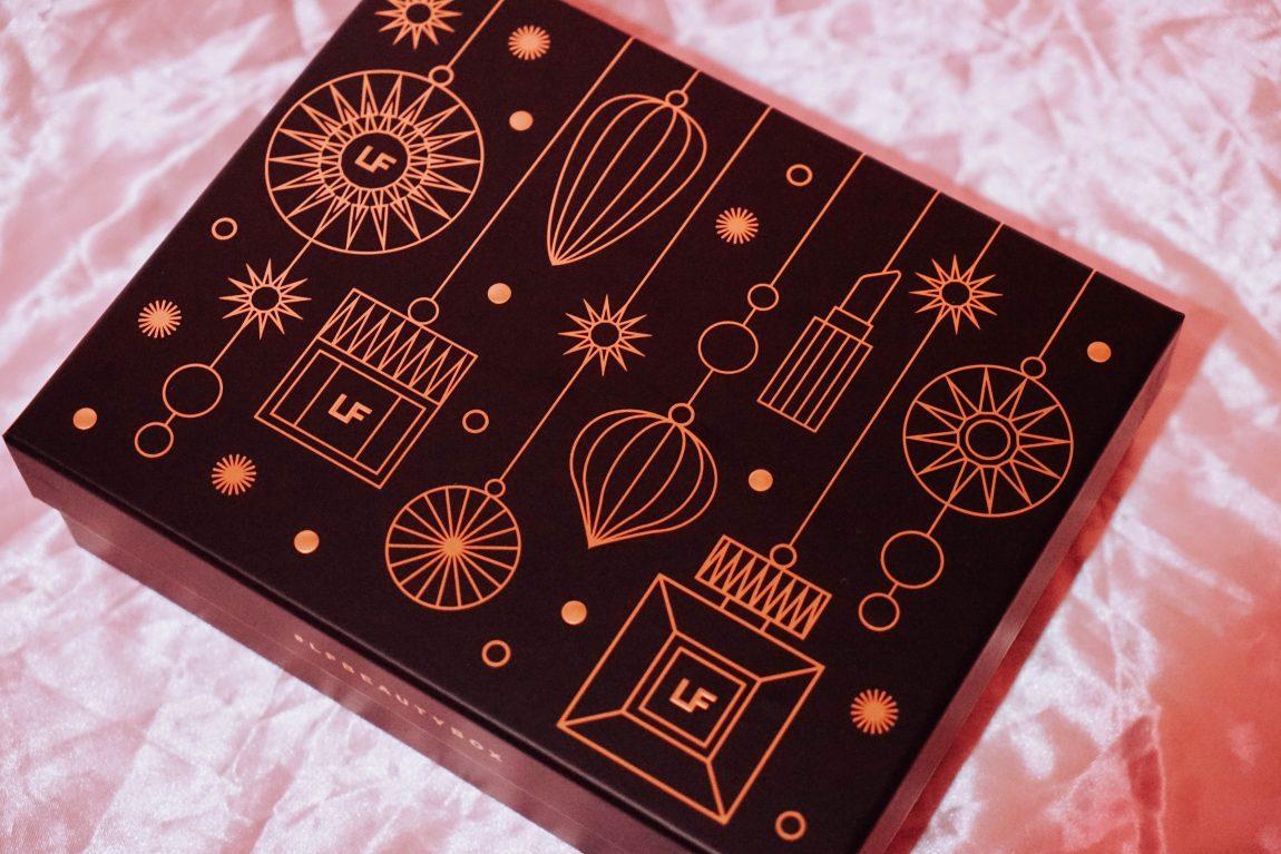 Lookfantastic Beauty Box December 2020: Christmas Edition