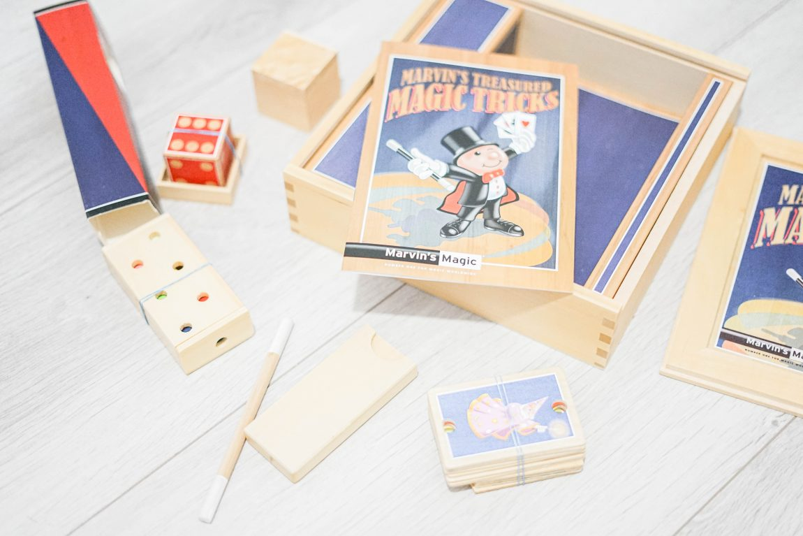 Marvin's Magic Gift Sets