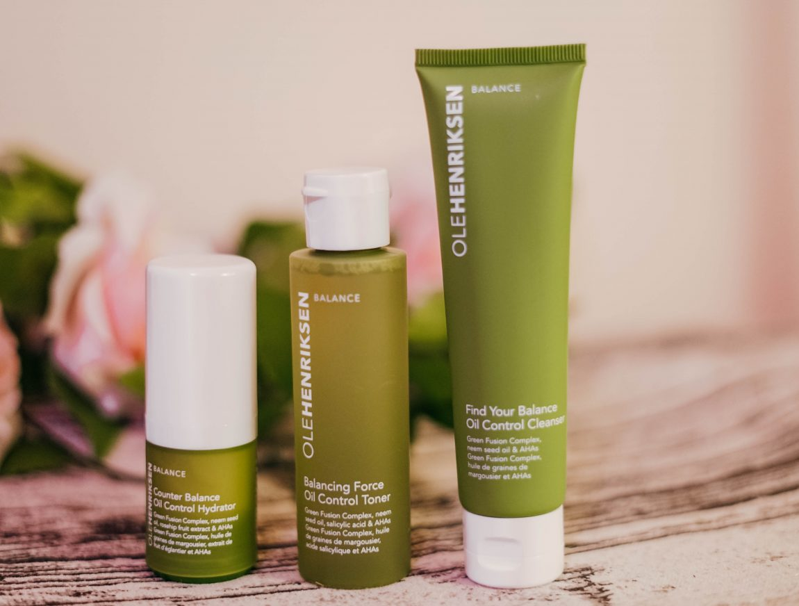 Ole Henriksen Balance It All Oil Control and Pore Refining Set