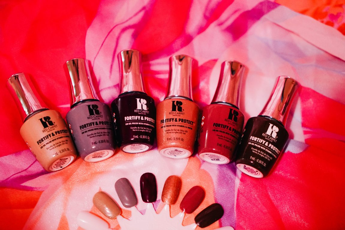 Red Carpet Manicure French Kiss Fall Collection