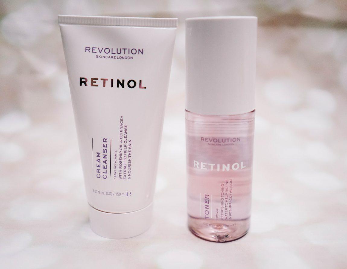 Revolution Skincare: Retinol Range
