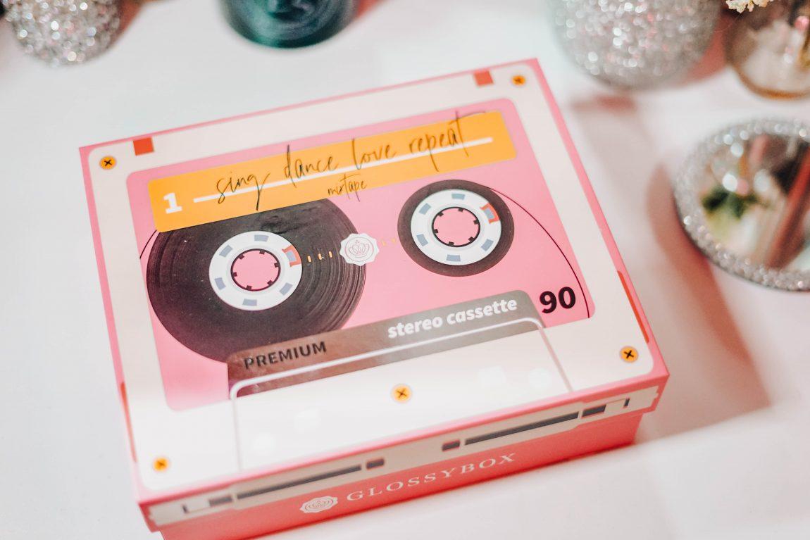 Glossybox February 2021 (Sing, Dance, Love, Repeat)